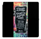 Ranger Dylusions - Creative Journal Square, Black - DYJ45557